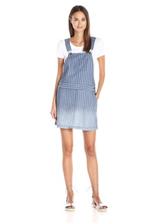 Splendid Women's Stripe Pinafore Dress  XS