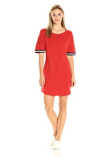 Splendid Women's Stripe Slv Dress  M