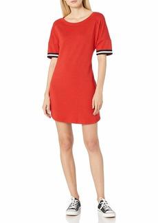 Splendid Women's Stripe SLV Dress  XS