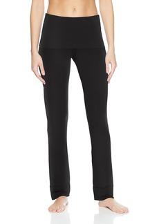 Splendid Women's Studio Activewear Fitness Workout Convertible Bottom Pants  L