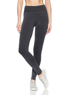 Splendid Women's Studio Activewear Workout Athletic Seamless Legging Bottom  M