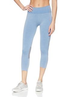 Splendid Women's Studio Activewear Workout Athletic Seamless Legging Bottom  M