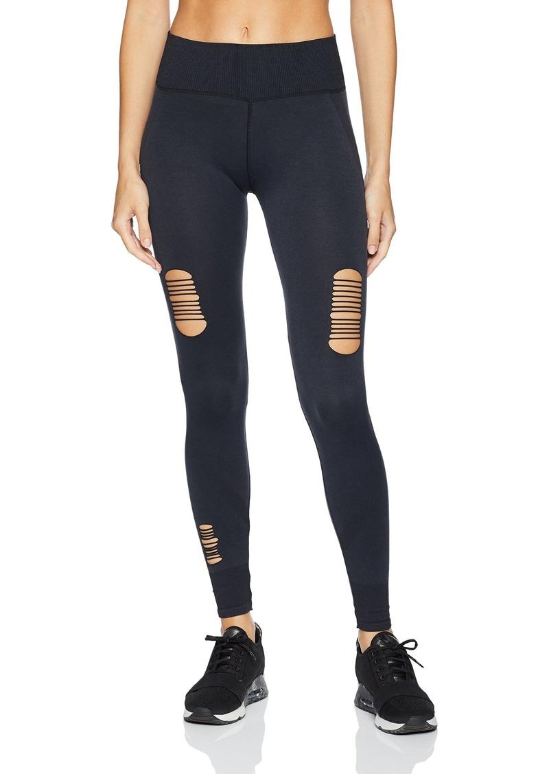 Splendid Women's Studio Activewear Workout Seamless Legging Pants Bottom  M