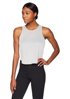 Splendid Women's Studio Yoga Workout Athletic Mesh Tank Top  XL