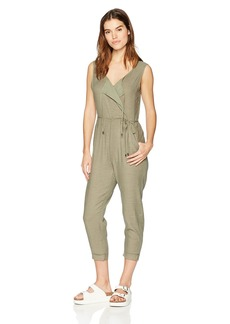 Splendid Women's Surplice Jumpsuit  L