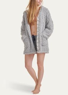 Splendid Women's Teddy Lounge Jacket, Online Only