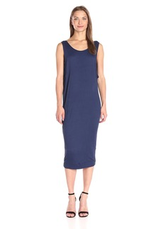 Splendid Women's Textured Twofer Tank Dress