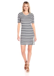 Splendid Women's Topasail Stripe Dress  XL
