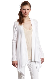 Splendid Women's Very Light Jersey Drape Cardigan