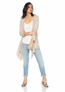Splendid Women's Very Light Jersey Drape Cardigan
