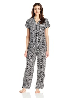 Splendid Women's Voile Pajama Set  Large