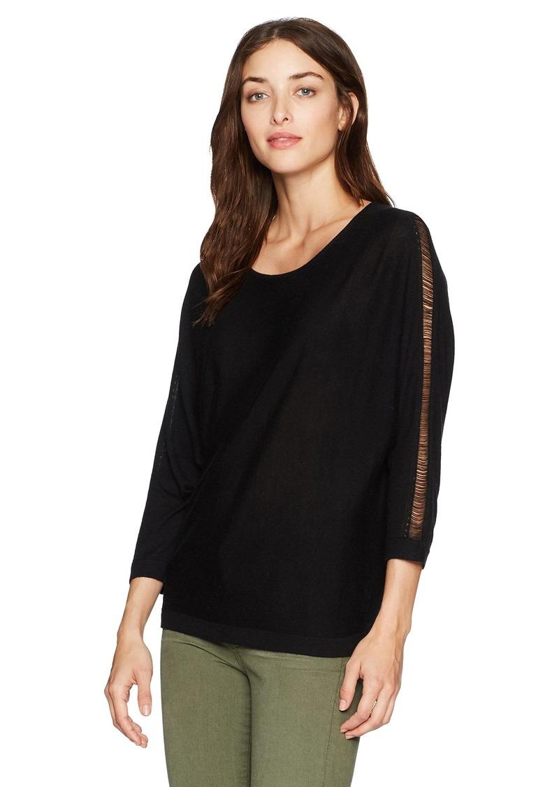 Splendid Women's Whitlock Drop Needle Pullover  M