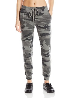 Splendid Women's Woodbury Camo Print Sweatpants