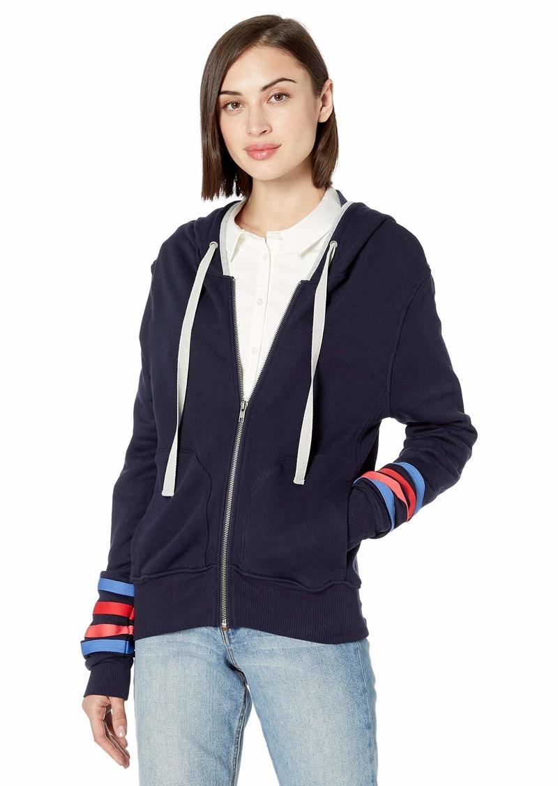 Splendid Women's Zip Up Hoodie Sweater  S