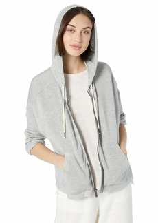 Splendid Women's Zip Up Hoodie Sweater  XS