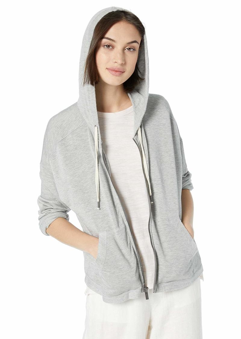 Splendid Women's Zip Up Hoodie Sweater  XS