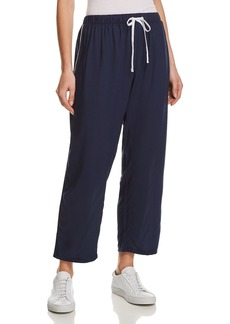 Splendid Woven Cropped Pants