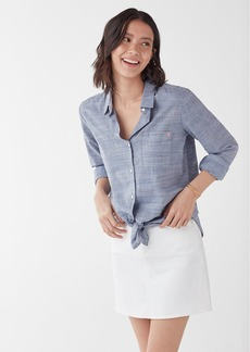Splendid X Gray Malin Nantucket Button Up Shirt