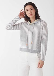 Splendid X Gray Malin Seaside Stripe Hoodie