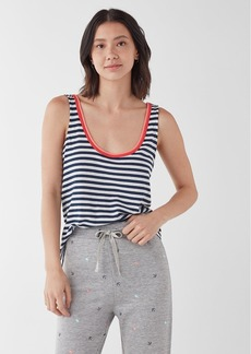 Splendid X Gray Malin Seaside Stripe Tank