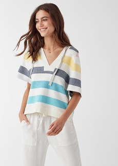 Splendid X Gray Malin Shoreline Active Pullover