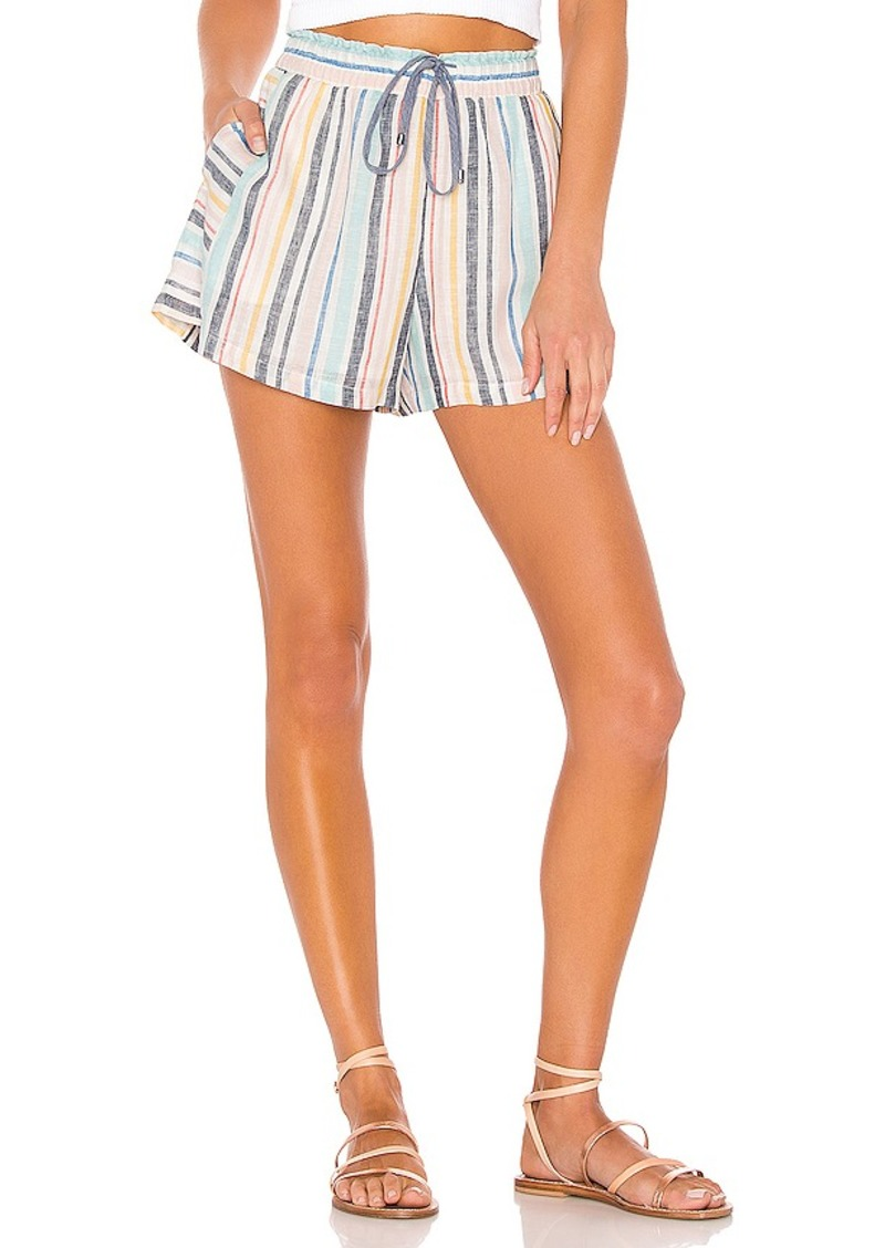 Splendid x Gray Malin Stripe Short