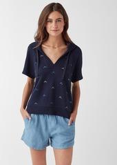 Splendid X Gray Malin Summer Time Active Pullover
