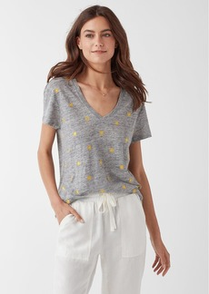 Splendid X Gray Malin Summer Time Tee
