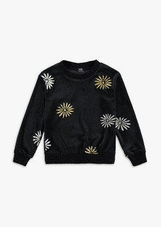 Splendid x Margherita Girl Daisy Print Long Sleeve Top