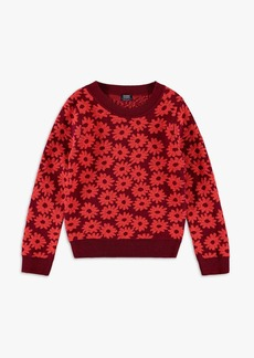 Splendid x Margherita Girl Daisy Sweater