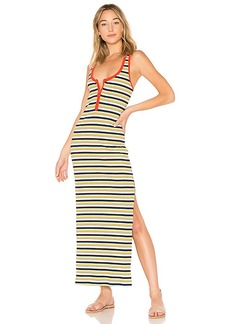 Splendid x MARGHERITA MISSONI Banda Maxi Dress