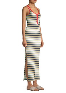 Splendid Banda Maxi Dress