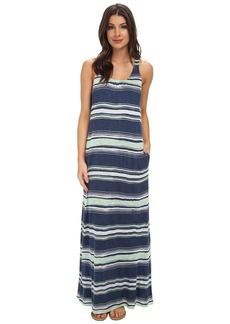 Splendid Zanzibar Stripe Maxi Dress