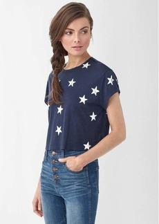 Splendid Star Crop Top