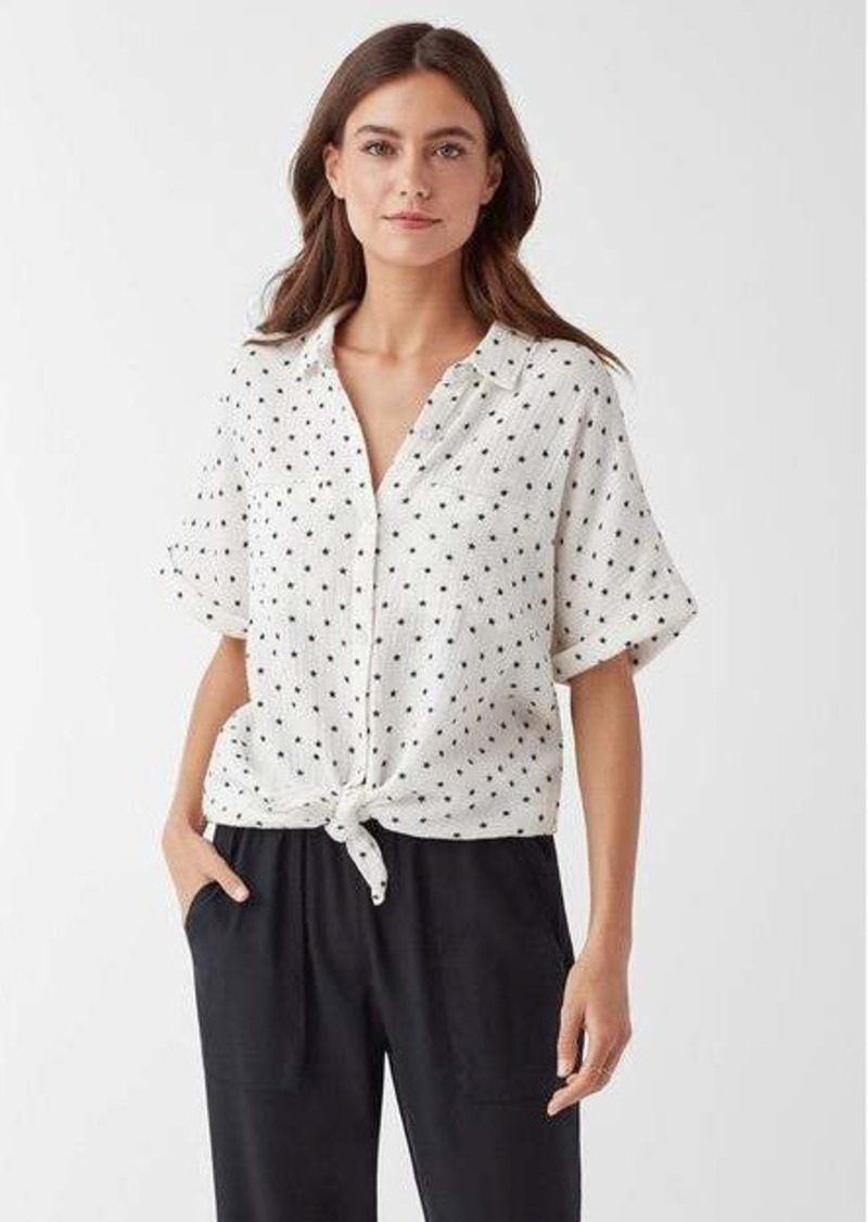 Splendid Star Print Shirt