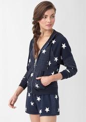 Splendid Star Zipped Sweatshirt