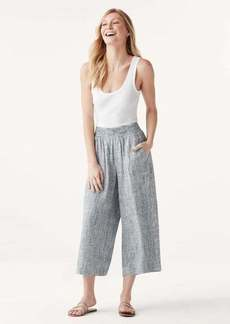 Splendid Stern Wide Leg Crop Pant