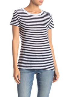 Splendid Striped Crew Neck T-Shirt