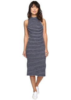Splendid Striped Rib Dress