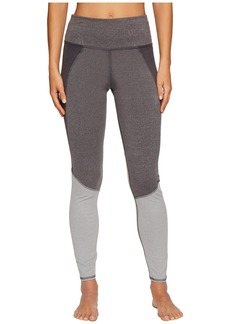 Splendid Studio High-Waisted Heather Blocked Leggings