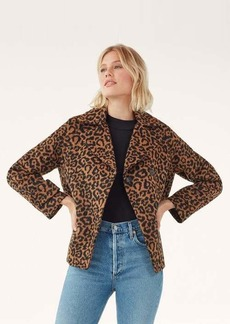 Splendid Suki Leopard Jacket