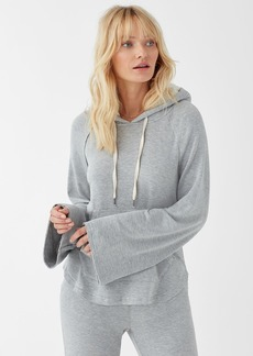 Splendid Super Soft Pullover Hoodie with Sherpa