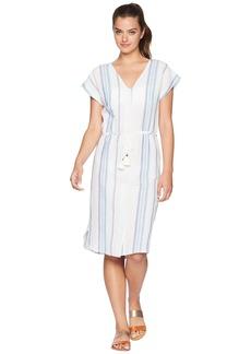 Splendid Tapestry Stripe Dress Cover-Up