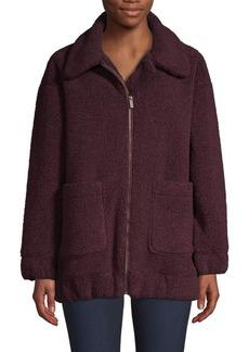 Splendid Teddy Zip-Up Jacket