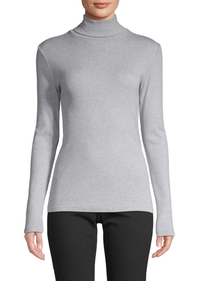 Splendid Textured Turtleneck Sweater