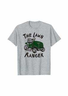 Splendid The Lawn Ranger Funny T-Shirt