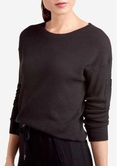 Splendid Thermal Academy Sweatshirt