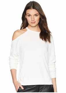 Splendid Thermal Long Sleeve w/ Cut Out