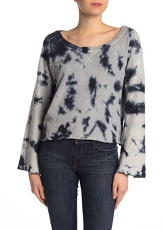 Splendid Tie Dye Long Sleeve Pullover