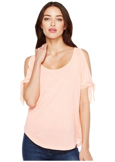 Splendid Tie Sleeve Top